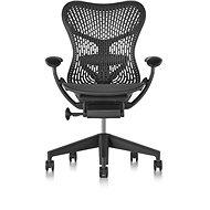 Herman Miller Mirra s opěrkou TriFlex - černá - Kancelářská židle
