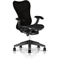 Herman Miller Mirra s opěrkou Butterfly - černá - Kancelářská židle
