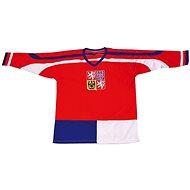 Hokejový dres ČR červený - Dres