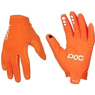 POC Avip Glove Long Zink Orange - Rukavice
