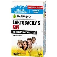 Swiss NatureVia® Laktobacily 5 ATB, 10 kapslí