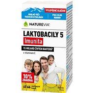 Swiss NatureVia® Laktobacily 5 Imunita 66 kapslí