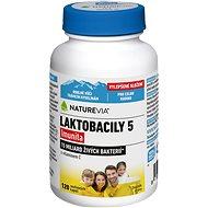 Swiss NatureVia® Laktobacily 5 Imunita cps.120 - Probiotika