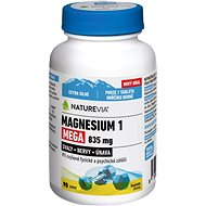 Swiss NatureVia Magnesium 1 Mega 835mg, 90 tablets - Magnesium