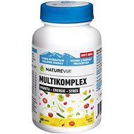 Swiss NatureVia® Multikomplex tbl.60 - Doplněk stravy