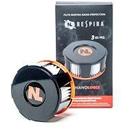 Nanologix Respira Nano Perfection P2 3ks - Filtr