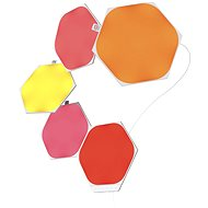 Nanoleaf Shapes Hexagons Starter Kit Mini 5 Panels