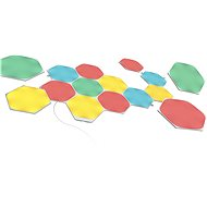 Nanoleaf Shapes Hexagons Starter Kit 15 Panels - LED světlo