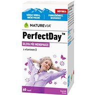 Swiss NatureVia PerfectDay  60 Capsules - Dietary Supplement