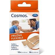 COSMOS Náplast pružná - 2 velikosti (20 ks) - Náplast