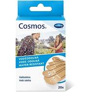 COSMOS Náplast voděodolná - 5 velikostí (20 ks) - Náplast