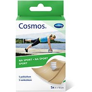 COSMOS Náplast na sport - 6 x 10 cm (5 ks) - Náplast