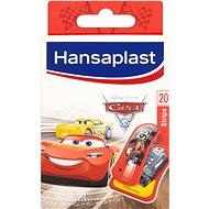 HANSAPLAST Kids Cars 20 ks - Náplast