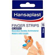HANSAPLAST Finger Strips (16 ks) - Náplast