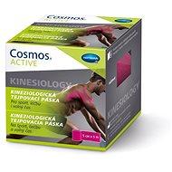 COSMOS Active tejpovací páska růžová 5 cm x 5 m - Tejp