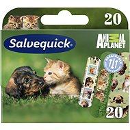 SALVEQUICK Animal Planet (20 ks)
