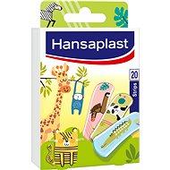 HANSAPLAST Kids Wild Animals (20 ks) - Náplast