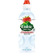 Volvic Strawberry Sport Cup 0.75l - Mineral Water
