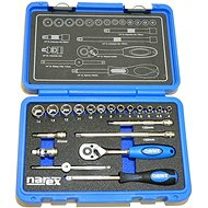 "Narex ratchet set 1/4"", 20pcs - Tool Set"