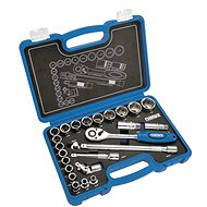 "NAREX Gola Set 1/2"" 25pcs with ratchet (5/16"" - 1-1/4"") - Tool Set"
