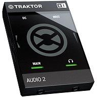 Native Instruments Traktor Audio 2 MK2 - Zvuková karta