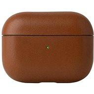 Native Union Classic Leather Tan AirPods Pro - Pouzdro na sluchátka