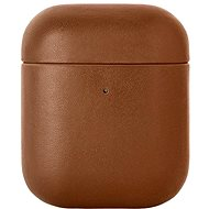 Native Union Classic Leather Case Tan AirPods