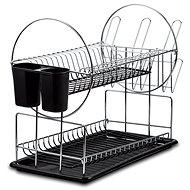 NAVA Odkapávač nerezový 2-patrový 10-186-110 - Odkapávač na nádobí