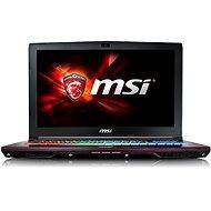 MSI GE62 6QE-1037CZ Apache Pro - Notebook