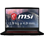 MSI GF63 8RD-213CZ - Notebook