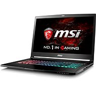 MSI GS73VR 6RF-048CZ Stealth Pro - Notebook