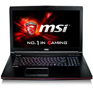 MSI GE72 2QC-215CZ Apache - Notebook