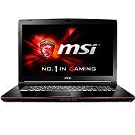 MSI GE72 6QC-255CZ Apache - Notebook