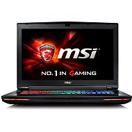 MSI GT72S 6QF-021CZ Dominator Pro G Special Edition - Notebook