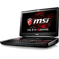 MSI GT83VR 6RF-041CZ Titan SLI - Herní notebook
