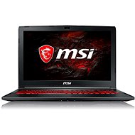MSI GL62M 7RDX-1826CZ - Notebook