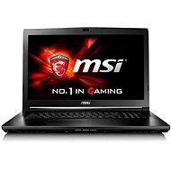 MSI GL72 6QD-037CZ - Notebook