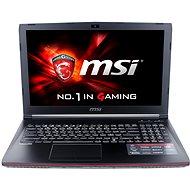 MSI GP62 2QD-217XCZ Leopard - Notebook