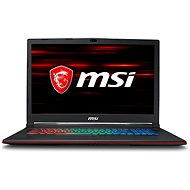 MSI GP73 8RE-444CZ Leopard - Notebook