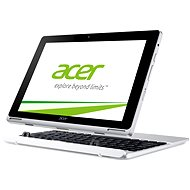 Acer Aspire Switch 10 - Full HD 64GB + dock s klávesnicí a 500GB HDD Glass White - Tablet PC