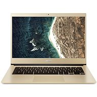 Acer Chromebook 14 celokovový Gold - Chromebook