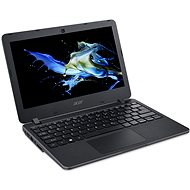 Acer TravelMate B117-M Black - Notebook