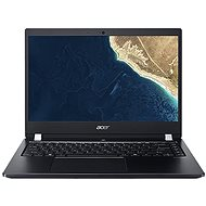 Acer TravelMate X3 Black Aluminium - Notebook