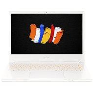 Acer ConceptD 3 White Aluminium kovový - Notebook
