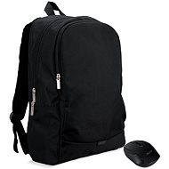 """ACER Notebook Starter Kit - 15.6"""" batoh černý  +  bezdrátová myš černá - Batoh"""