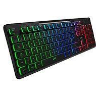 Niceboy ORYX K100 - CZ - Herní klávesnice