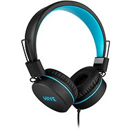 Niceboy HIVE W1 black - Headphones with Mic