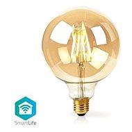 NEDIS Wi-Fi chytrá žárovka E27 WIFILF10GDG125 - LED žárovka