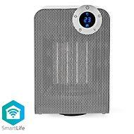 NEDIS Wi-Fi chytrý ventilátor s topným tělesem WIFIFNH20CWT