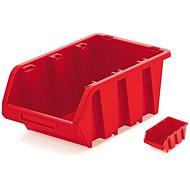 Prosperplast TRUCK 115x80x60 červený